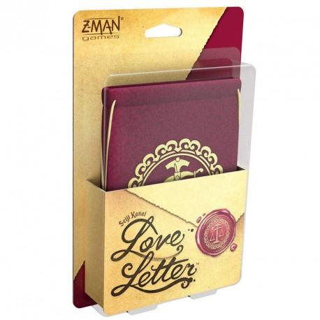 Love Letter - juego de cartas y deducción para 2-4 jugadores