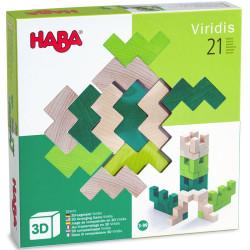 Viridis - Juego de composición en 3D