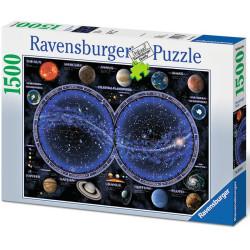 Puzzle Astronomía - 1500 piezas