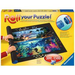 Roll Your Puzzle - Sistema de almacenaje para puzzles