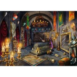 Escape Puzle: El castell del Vampir - 759 peces