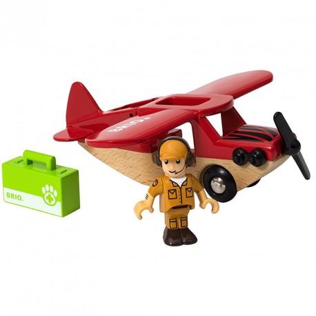 Avioneta Safari - Brio World