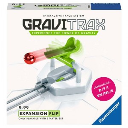 GraviTrax Expansión Flip - pista de canicas interactiva