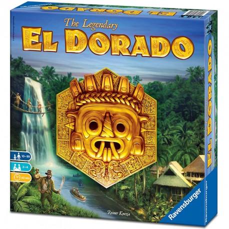 El Dorado - juego de estrategia para 2-4 jugadores