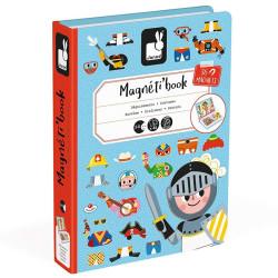Magneti'book - Disfraces chicos