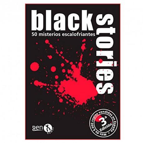 black stories - 50 misterios escalofriantes
