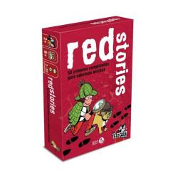 red stories junior - 50 crímenes complicados