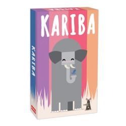 Kariba - inteligente juego con cartas mini