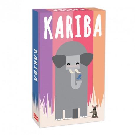 Kariba - intel·ligent joc amb cartes mini