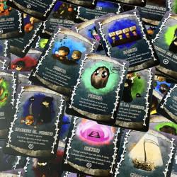 El Mortal - monstruoso juego de cartas familiar