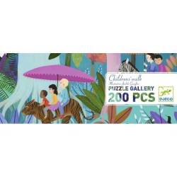 Puzzle gallery Paseo de los niños - 200 pzas.
