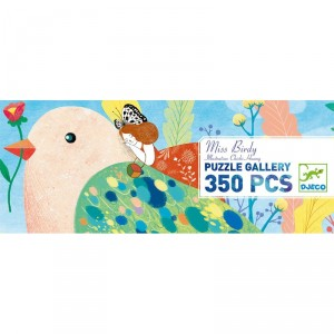 Puzzle gallery Miss Birdy - 350 pzas.