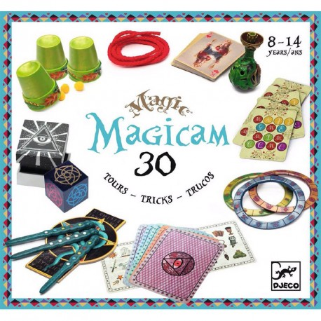 Magic Magicam - 30 trucs de magia