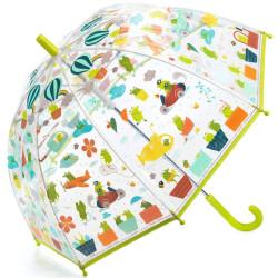 Paraguas infantil - Ranitas