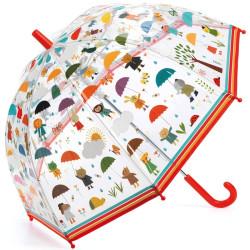 Paraguas infantil - Bajo la lluvia