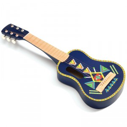 Guitarra Animambo - instrumento de madera