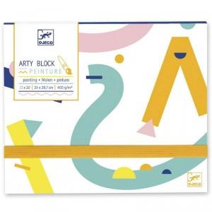 Arty Block Pintura
