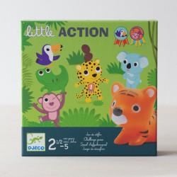 Little Action - Juego de desafíos
