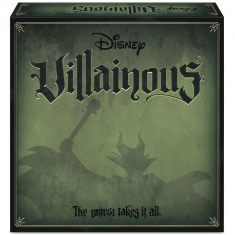 Disney Villainous - malèfic joc d'estratègia per a 2-6 vilans