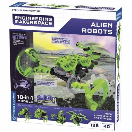 GIGO Alien Robots - juguete de construcción STEM