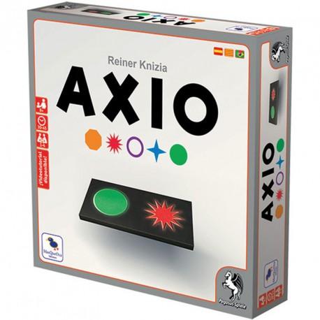 AXIO - juego de estrategia para 1-4 jugadores