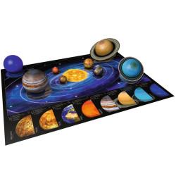 Puzle 3D Sistema Planetari - 522 peces