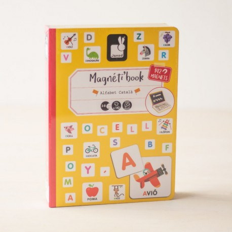 Magneti'book - Alfabet en catalá