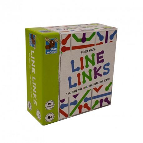 Line Links - juego de enlazar para 1-4 jugadores