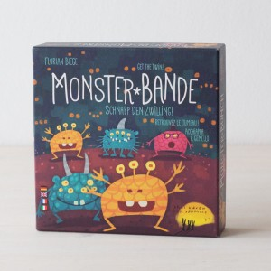 Pandilla Monstruos - travieso juego de observación para 2-8 jugadores