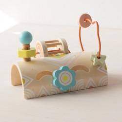 Baby Tabli - mini mesa de actividades de madera
