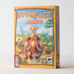 Stone Age Junior - juego de estrategia para 2-4 jugadores