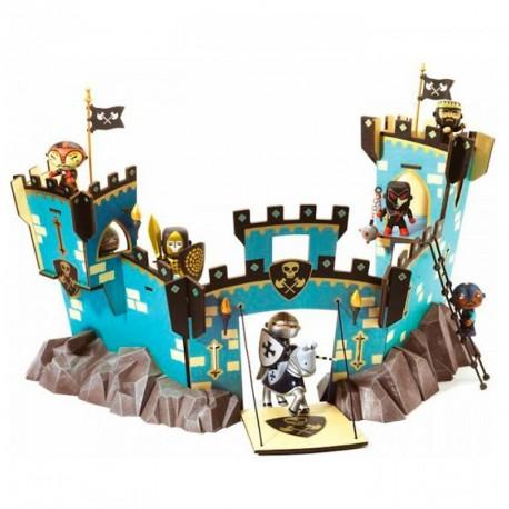 Arty Toys - Castillo en las Rocas
