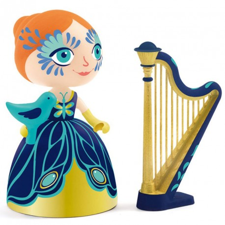 Arty Toys - Princesa Elisa y el Arpa