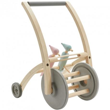 Andador de madera - Pájaro Carpintero