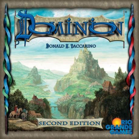 Dominion 2ª Edición - juego de construcción de mazos