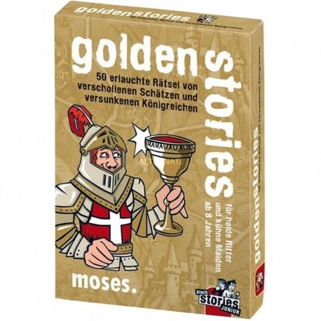 *Golden *stories júnior - 50 cèlebres misteris sobre tresors perduts i regnes desapareguts.