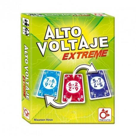 Alto Voltage Extreme - Joc de càlcul mental amb cartes