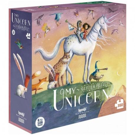 Puzzle Mi Unicornio - 350 pzas.