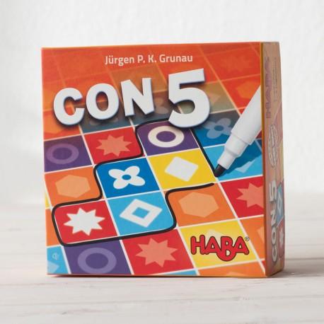 CON5 - Addictiu joc de buscar i trobar per a 2-4 jugadors