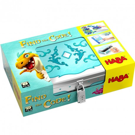Find the Code! Illa Pirata - emocionant joc d'enigmes per a 1-6 jugadors