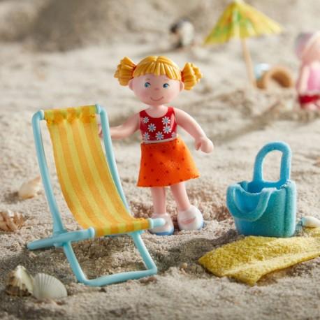 Little Friends - Tina en la playa