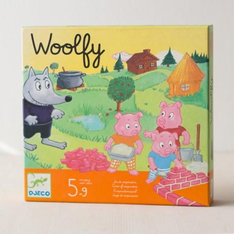 *Woolfy, El Llop i els tres porquets - Joc col·lectiu