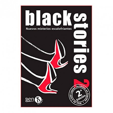 Black Stories 2 - 50 misterios escalofriantes