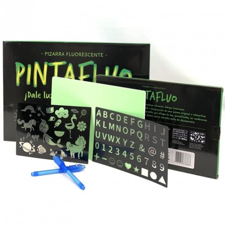 PintaFluo A3 - pizarra fluorescente