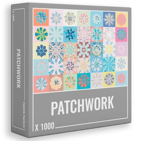 Patchwork Puzzle - 1000 pzas.