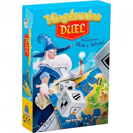 Kingdomino DUEL - juego de estrategia para 2 jugadores
