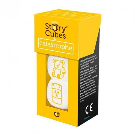 Rory's Story Cubes Catàstrofes - extensió de 3 daus per crear històries