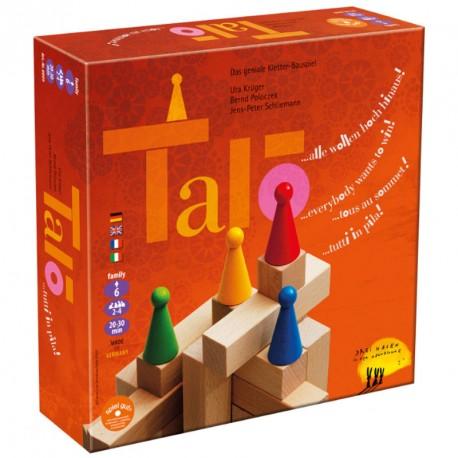 Talō - joc de taula de càlculs i estratègia - nova edició