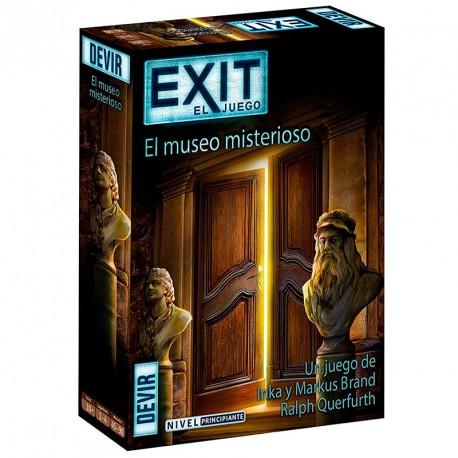 Exit 10: El Museo Misterioso - juego cooperativo de escape para 1-4 jugadores