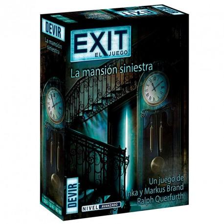 Exit 11: La Mansión Siniestra - juego cooperativo de escape para 1-4 jugadores